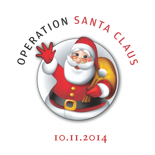 Operation Santa Claus Opening Ceremony