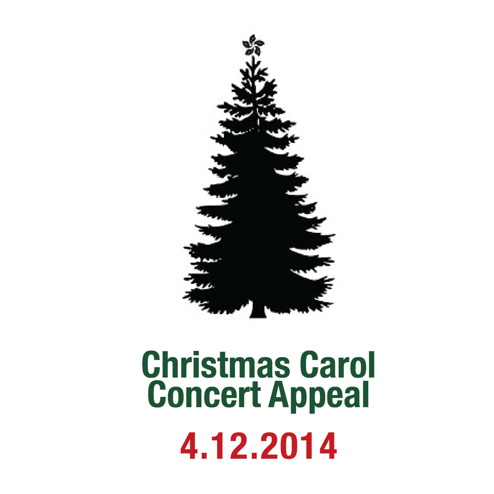 Christmas Carol Concert Appeal